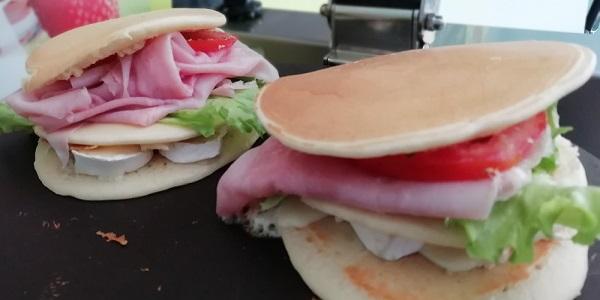 Pankotto (pancake salato)